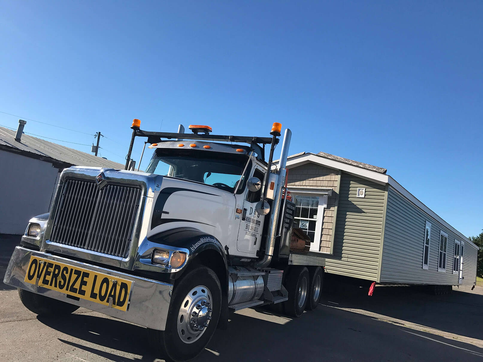 Mobile Home Transporters and Installers