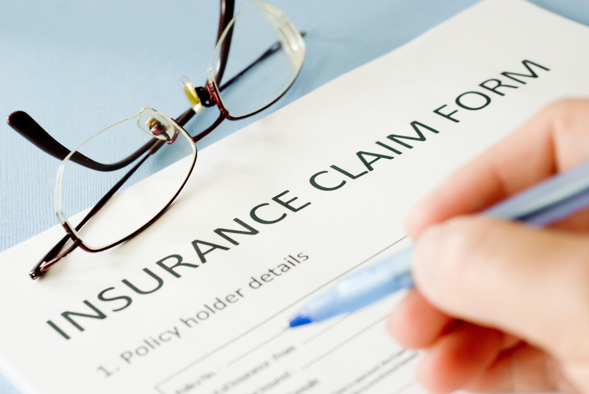 Filing Insurance Claim
